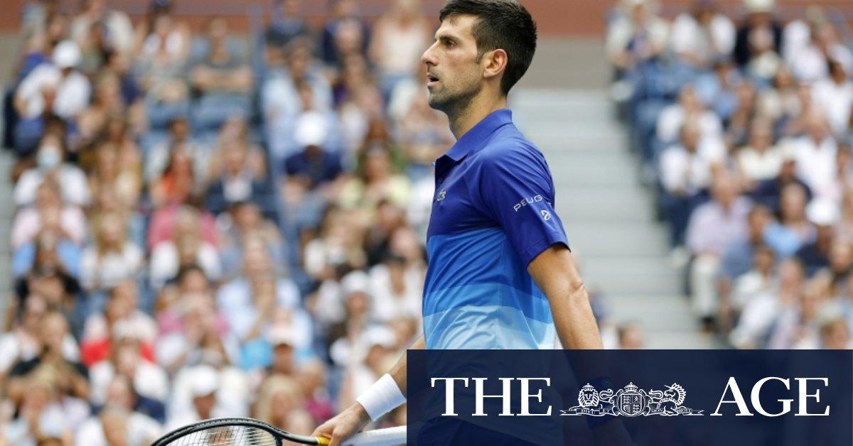 'I will not reveal my status': Djokovic unsure over Australian Open involvement