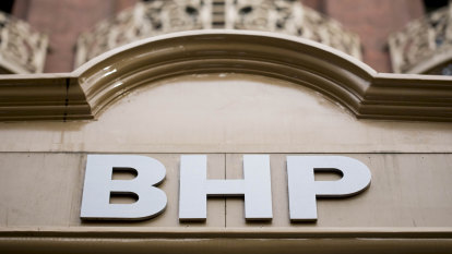 On the backburner: BHP chief is in no hurry to unwind mining giant