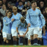 City respond to reports of possible Champions League ban