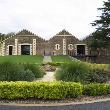 Wynns Coonawarra Estate is known for some of the region's finest cab sav and shiraz.