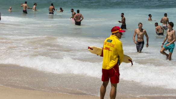 Sydney swelters through a scorching day with more to come