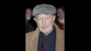 Film director Nicolas Roeg made his name with titles including 'Walkabout', 'Performance' and 'The Man Who Fell to Earth'.