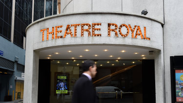 Australian producers, performers and creatives have launched a petition to save the Theatre Royal.
