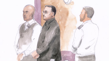 Bradley Edwards was found guilty of murdering two of the women.