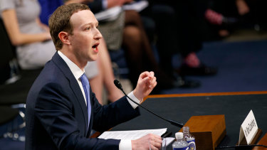 Facebook CEO Mark Zuckerberg says app developers who do not co-operate with the investigation will be banned.