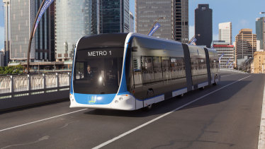 Deputy mayor Krista Adams says Brisbane workers don't yet have the skills needed to manufacture the Brisbane Metro buses.