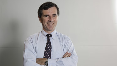 Professor Bruce Robinson, the head of the Cancer Genetics Unit at Royal North Shore Hospital.