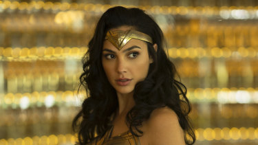 Set for release: Gal Gadot in Wonder Woman 1984 squares off against the Cheetah, a villainess who possesses superhuman strength and agility.