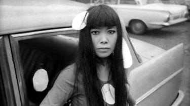 Kusama: Infinity includes rare interview footage with the mysterious Japanese artist.