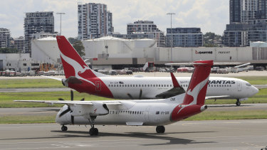 Qantas is allowing travellers to change some flights free of charge.