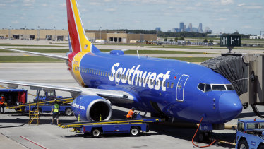 Southwest is the largest operator of Boeing's best-selling jet.