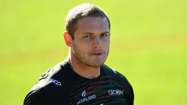 George Burgess will be available for the first week of the NRL finals.