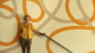 Liz Ann Macgregor, director of Sydney's Museum of Contemporary Art, the world's most visited contemporary art museum.