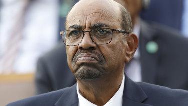 Sudan's President Omar Bashir.