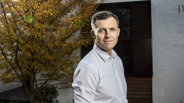 IFM Investors chief executive David Neal.
