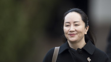 Meng Wanzhou has become the highest profile target of a broader US effort to contain China and its largest technology company.