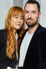 Artist couple Vicki Lee and Ted O'Donnell