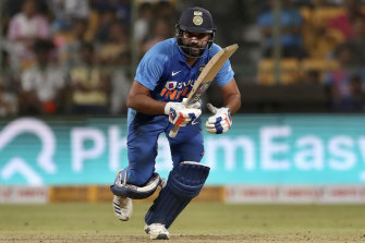 India's Rohit Sharma has not been named in the Test and one-day squads.