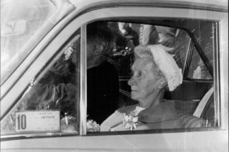 """""""Ronald Ryan's mother... she prayed for a reprieve."""" February 1, 1967."""