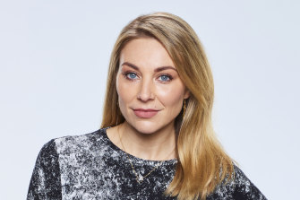 Kate Jenkinson joins Doctor Doctor as new hospital registrar Tara.