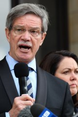 Opposition leader Mike Nahan said he may lighten the load of his own portfolio.
