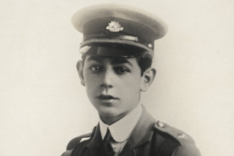 Baby faced John 'Jack Harris' father signed a permission form allowing him to fight. He was 15, from Sydney. He was killed in action at Gallipoli.