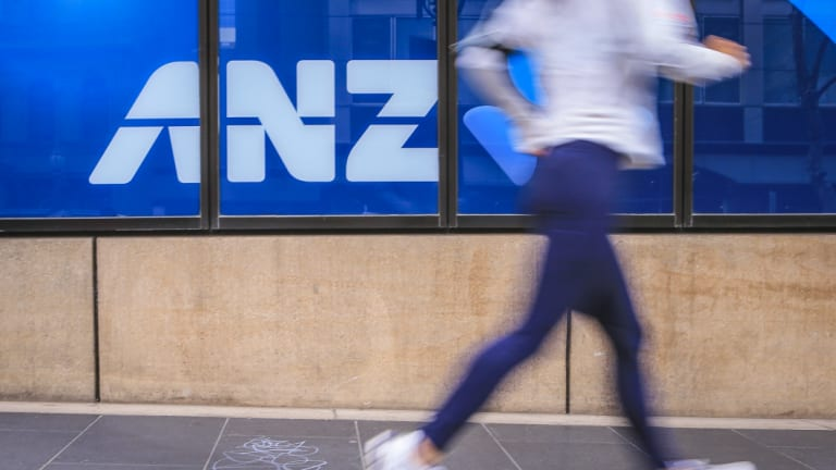 ANZ's share trading platform app is blocked for many customers with no resolution in sight.