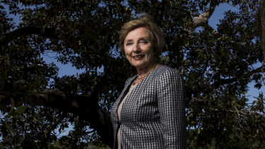 Kathryn Greiner is calling for change in the Liberal Party.