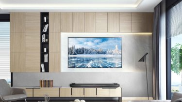 LG's 65-inch 4K 'wallpaper' OLED is already $9999, so an 8K OLED is expected to be quite a bit more.