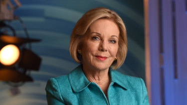Ita Buttrose is firming to take over as ABC chair.