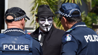 Massive Brisbane G20 police presence made some feel violence was 'justified'