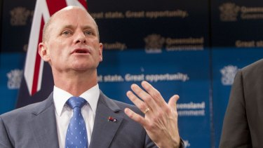 Campbell Newman led the LNP to a resounding victory in 2012.