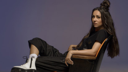 Amy Shark on the Christian Dior backpack she doesn't leave home without
