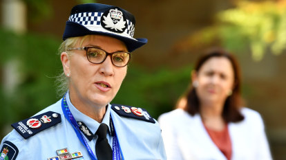 Police get powers to break up parties as Queensland shores up borders