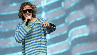 'I've got a lot more to do': The Kid Laroi, pop superstar, comes home