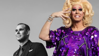 Cabin crew one moment, drag performer the next: How to nail the career pivot