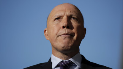 'We need to acknowledge that threat': Dutton opens door to more powers to counter foreign interference