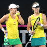 Australia to face Belgium, Belarus in Fed Cup quest