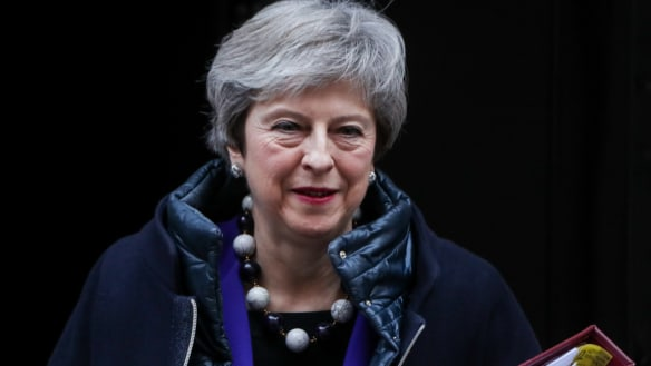 Brexit deal may be close after UK cabinet warms to May's plan