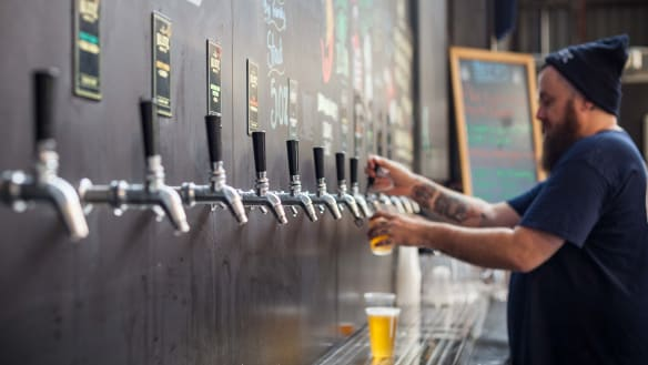 Brisbane suburban brewery opens second venue in West End