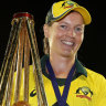 Major hit: Women's cricketers could share in $2 million pay day