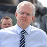 Extremists could lose Australian citizenship under Morrison proposal
