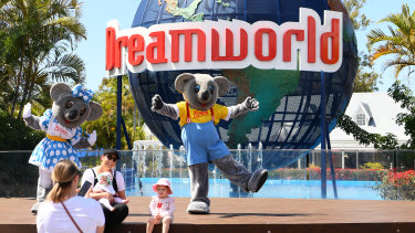 Dreamworld owner Ardent Leisure has announced a change in leadership at its theme parks division.