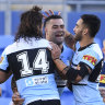 Sharks to post stunning $5 million turnaround