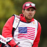 Reed's caddie banned after Presidents Cup fan fight