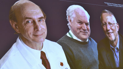 Three awarded Nobel prize in medicine for hepatitis C virus discovery