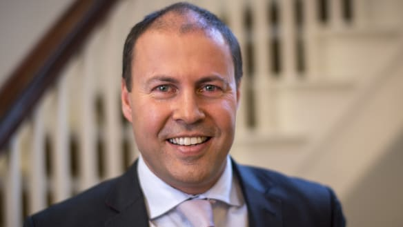 Environment Minister Josh Frydenberg says energy deal is close