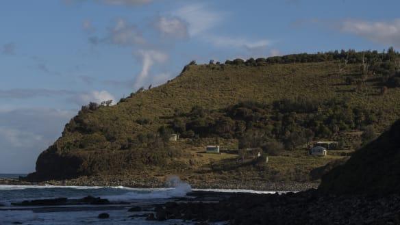 Bones found in Royal National Park sent for forensic tests