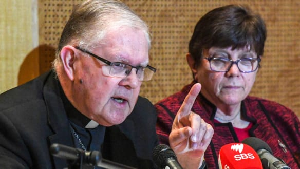 Catholic church rejects its own advice to lift veil of secrecy
