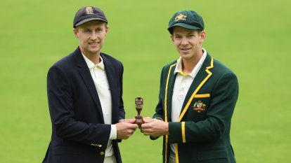'Our main focus is on the Ashes': Root aiming for revenge in Australia